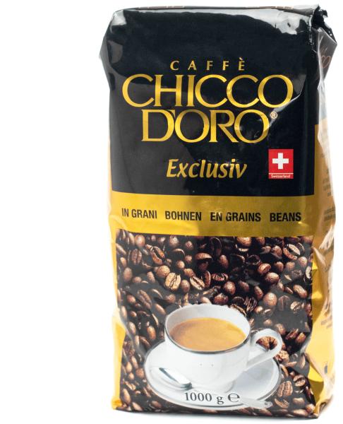 chicco doro exclusiv espresso ganze bohne
