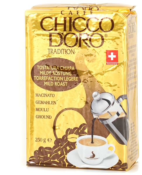 chicco doro tradition milde roestung gemahlen filter
