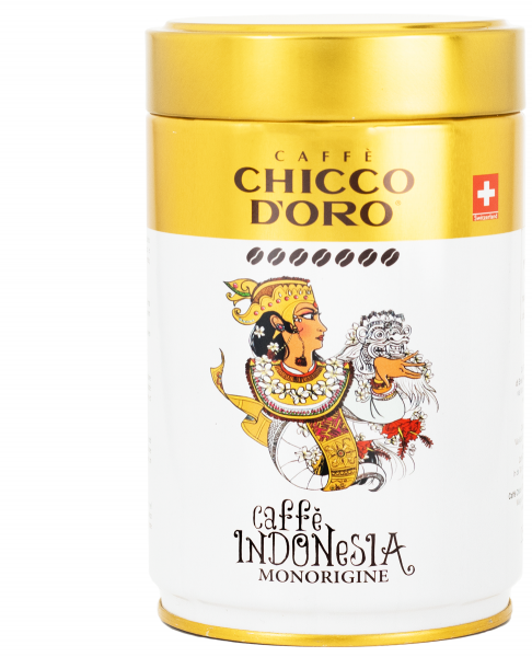 Chicco d'Oro INDONESIA Dose 250g, gemahlen