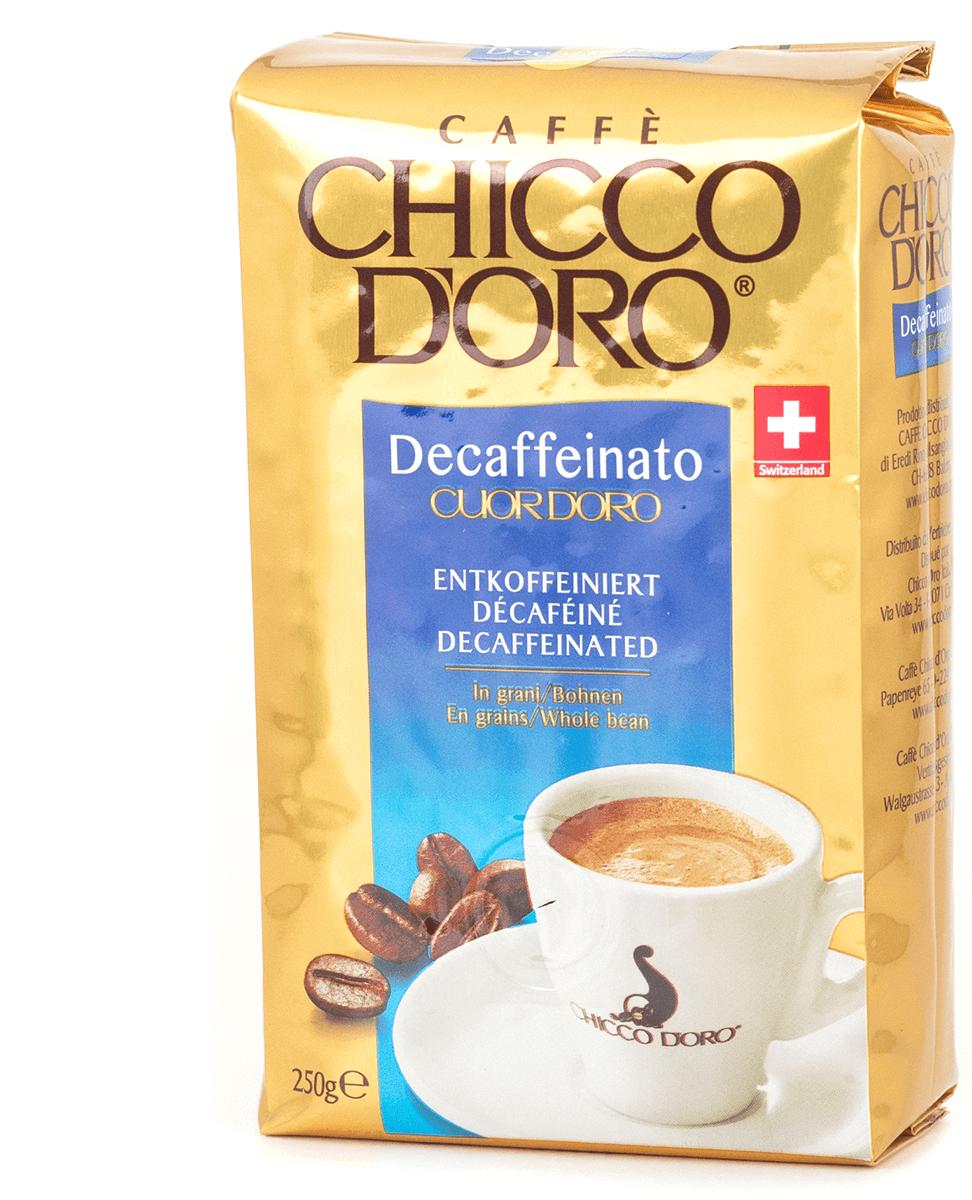 776534cc201885 Cuor d'Oro Entkoffeiniert 250g, ganze Bohnen